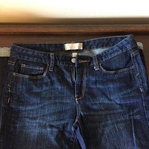 Banana Republic Pants - Banana Republic Slim Fit Denim Jean Capris 25/0P